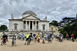 The Bedford Park Bicycle Club Rides Out