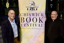 Online Chiswick Book Festival Hailed as