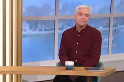 Watch Out For Phillip Schofield Peering Through Your Windows