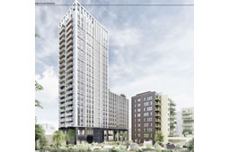 Nearly 400 Objections To 22-Storey Tower Near South Acton Station