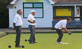 Gunnersbury Park Bowls Club Refused Access To Green
