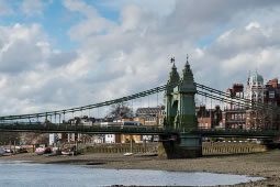 No Hammersmith Bridge Ferry Until Summer at the Earliest
