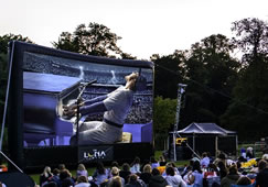 Drive-In Cinema Event Planned for Gunnersbury Park