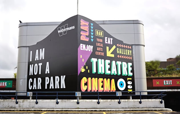 Watermans Suspends Screenings and Shows